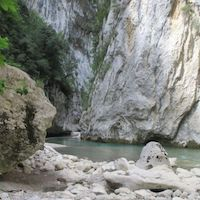 Mainmorte Canyoning Verdon