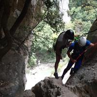 Canyoning La Ferne