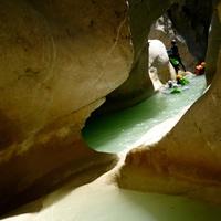 Canyoning Le Riolan